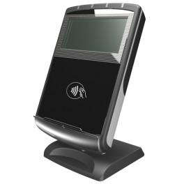 Lecteur Mifare desktop avec écran LCD