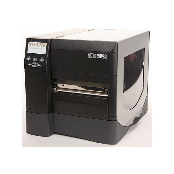 zebra zm600 imprimante direct transfert thermique professionnelle. Black Bedroom Furniture Sets. Home Design Ideas