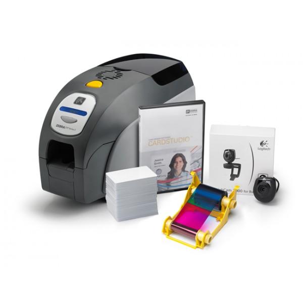 Imprimante cartes plastique zebra zxp s3 encodage carte - Imprimante carte pvc ...