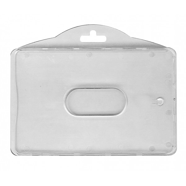 porte badge rigides 2 cartes hor accessoire carte plastique. Black Bedroom Furniture Sets. Home Design Ideas